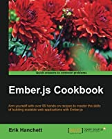 Ember.js cookbook Front Cover