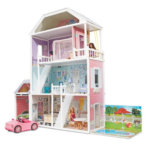 review of beautiful 128cm large brighton wooden dolls doll. Black Bedroom Furniture Sets. Home Design Ideas
