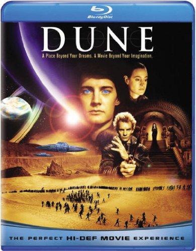 Blu-ray : Dune (Widescreen, Dolby, AC-3, FLP Snapper Case)