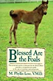 img - for Blessed Are the Foals by Lose, M. Phyllis (1987) Hardcover book / textbook / text book