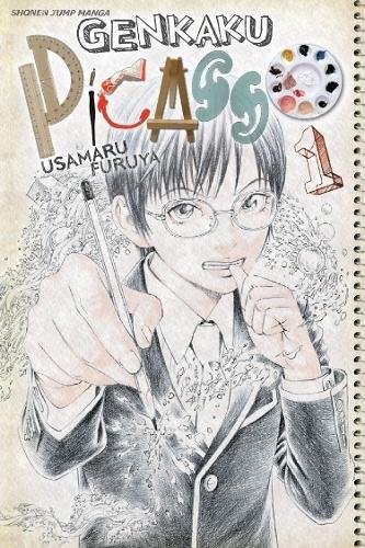 Genkaku Picasso, Vol. 1 [Usamaru Furuya] (Tapa Blanda)