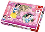 Trefl 2-in-1 Puzzle Waiting for a Prince Disney Princess