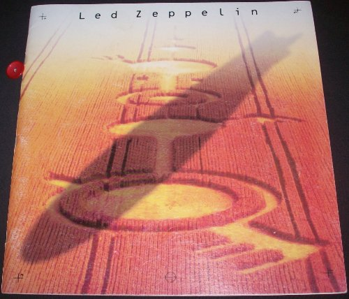 Led Zeppelin Booklet From Boxed Set