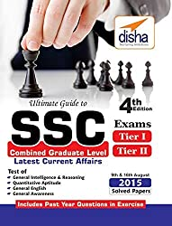 Ultimate Guide to SSC Combined Graduate Level - CGL  Exam (Tier I & Tier II)