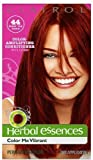 CLAIROL-Herbal essence- Color me Vibrant-44-Paint the town-Permanant color