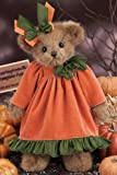 "Bearington Bear ""Ima Pumpkin"" Fall Holiday Bear"
