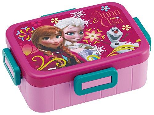 スケーター  4点ロックランチボックス 650ml アナと雪の女王 Frozen ディズニー