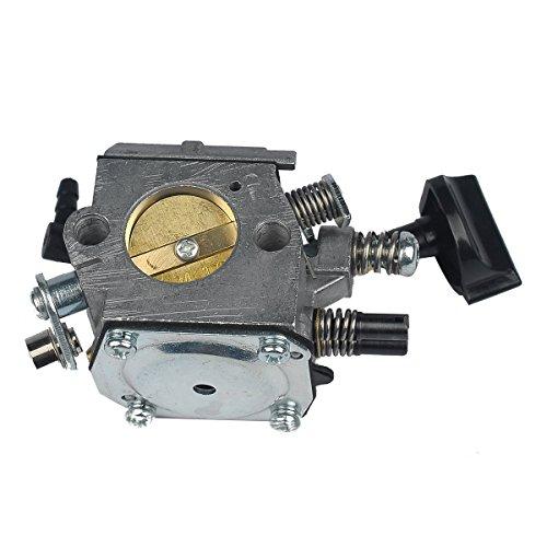 HIPA Carburetor Carb for STIHL BR320 SR320 BR400 BR420 Backpack Blower Sprayer Walbro HD-4A HD-4B HD-13B (Stihl Blower Shredder Vac compare prices)