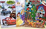 Disney Assorted Advent Calendar 3Pack 1.76oz each
