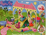 Peppa Pig's Castle Play Dough Play Set & Accesories!