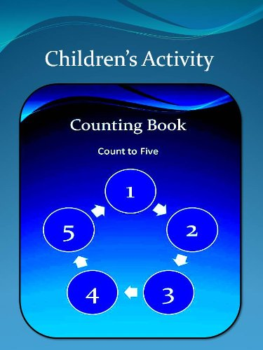Children's Activity Book - Count to Five Gene Haws