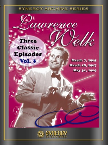 3 Classic Episodes of the Lawrence Welk Show Vol. 3