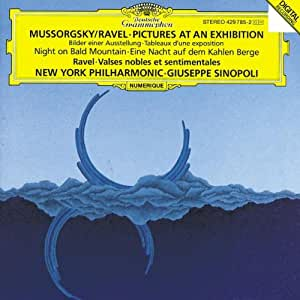 Mussorgsky: Pictures at an Exhibition / Ravel: Night on Bald Mountain