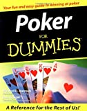 img - for By Richard D. Harroch - Poker For Dummies (1st Edition) (3/25/00) book / textbook / text book