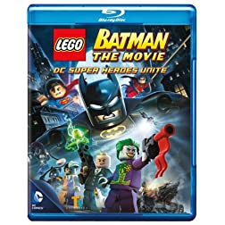 Lego Batman: The Movie Dc Superheroes Unite [Blu-ray]