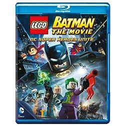 Lego Batman: The Movie Dc Superheroes Unite [Blu-ray]