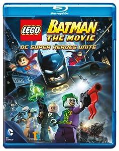 Lego Batman The Movie Dc Superheroes Unite Blu-ray at Gotham City Store