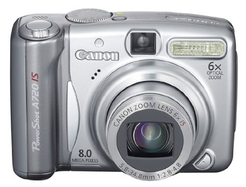Digital Camera Canon PowerShot A720 IS