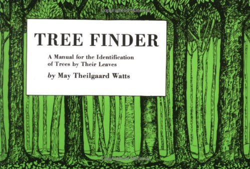 tree-finder-a-manual-for-identification-of-trees-by-their-leaves-eastern-us-nature-study-guides