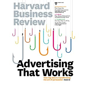 Harvard Business Review, March 2013 Periodical
