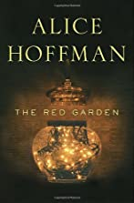 "Cover image of ""The red garden"""