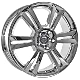 Inch Volvo Wheels Rims Chrome   rims set of 4