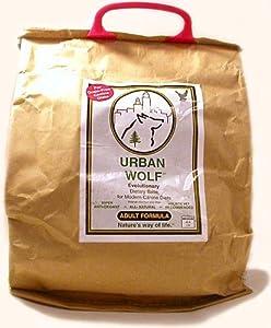 Urban Wolf Dog Food Mixer 3 lb Bag