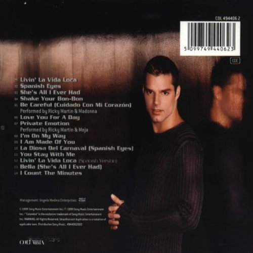 ricky martin album pictures to pin on pinterest pinsdaddy