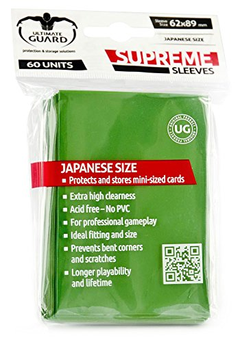 Supreme Mini Green Sleeves (60)