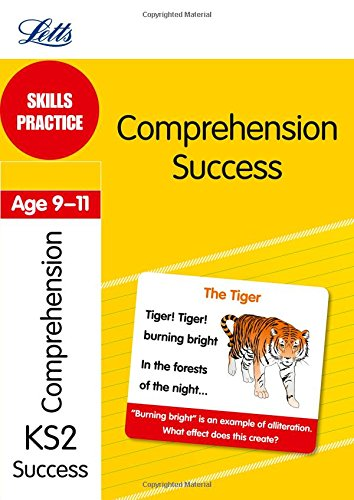 Comprehension Age 9-11: Skills Practice (Letts Key Stage 2 Success)