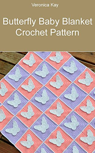 Butterfly Baby Blanket Crochet Pattern