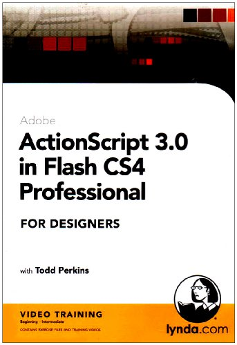 Actionscript 3.0 In Flash CS4 For Design