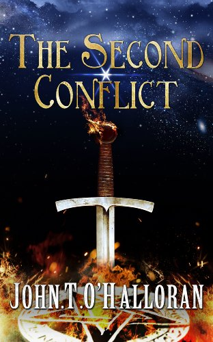 Book: The Second Conflict (The Children of Adam) by John T O'Halloran