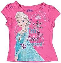 Disney Little Girls39 Frozen Tee
