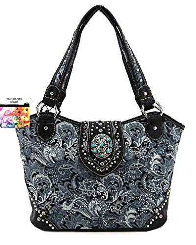 montana-west-concho-collection-purse-paisley-pattern-new-black