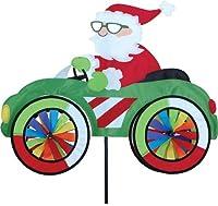 Premier 26764 Car Spinner, Santa, 25 by 19-1/2-Inch by Premier Kites
