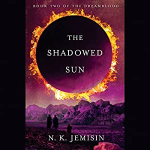 The Shadowed Sun Audiobook