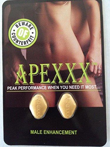 24 Apexxx Male Enhancement Pill 12 Packs Sexual Enhancer Apex Apexx Natural