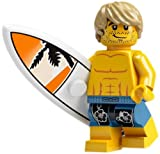 LEGO Collectable Minifigures: Surfer Minifigure (Series 2) (Bagged)
