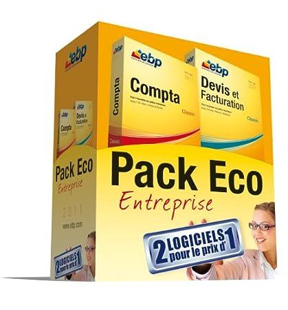 EBP Pack Eco Entreprise 2011