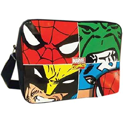 Marvel Faceoff Messenger Bag from GGS