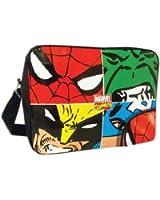 Marvel Faceoff Messenger Bag