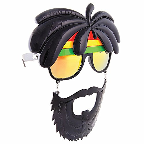Sun Staches Rasta