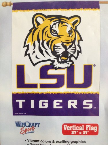 LSU Tigers Banner at Amazon.com