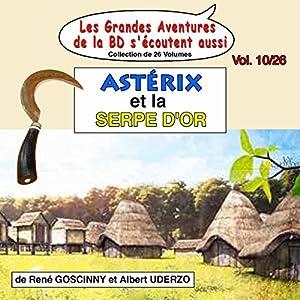 Astérix et la Serpe d'Or (Les Aventures d'Astérix 2) Performance