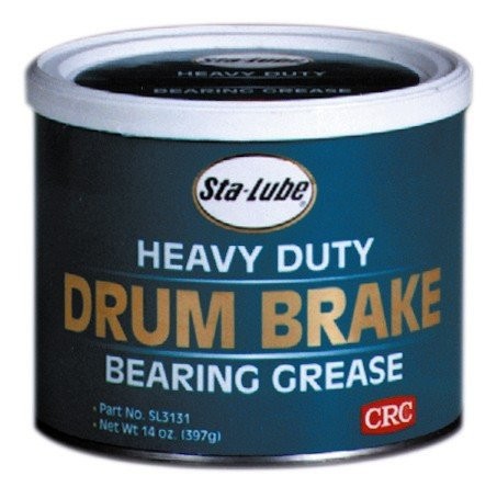 CRC SL3131 Heavy Duty Drum Brake Wheel Bearing Grease - 14 wt. oz.