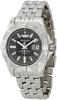 Breitling Galactic 41 Grey Dial Men's Watch