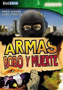 Amazon.com: Armos, Robo y Muerte: Mario Almada, Karla Barahona, Sol