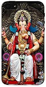 KnapCase Lord Ganesha Designer 3D Printed Case Cover For Apple iPhone 5S