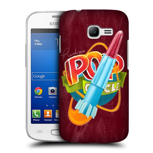 Head Case Designs Pop Cycle Rocketeering Snap-on Schutzhülle Back Case für Samsung Galaxy Star Pro S7260 S7262